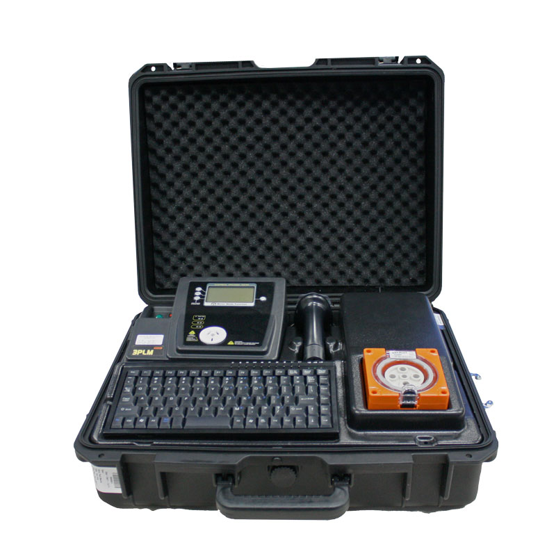 711384a4fa TnT-3PLM Three Phase Appliance Tester - Wavecom Instruments