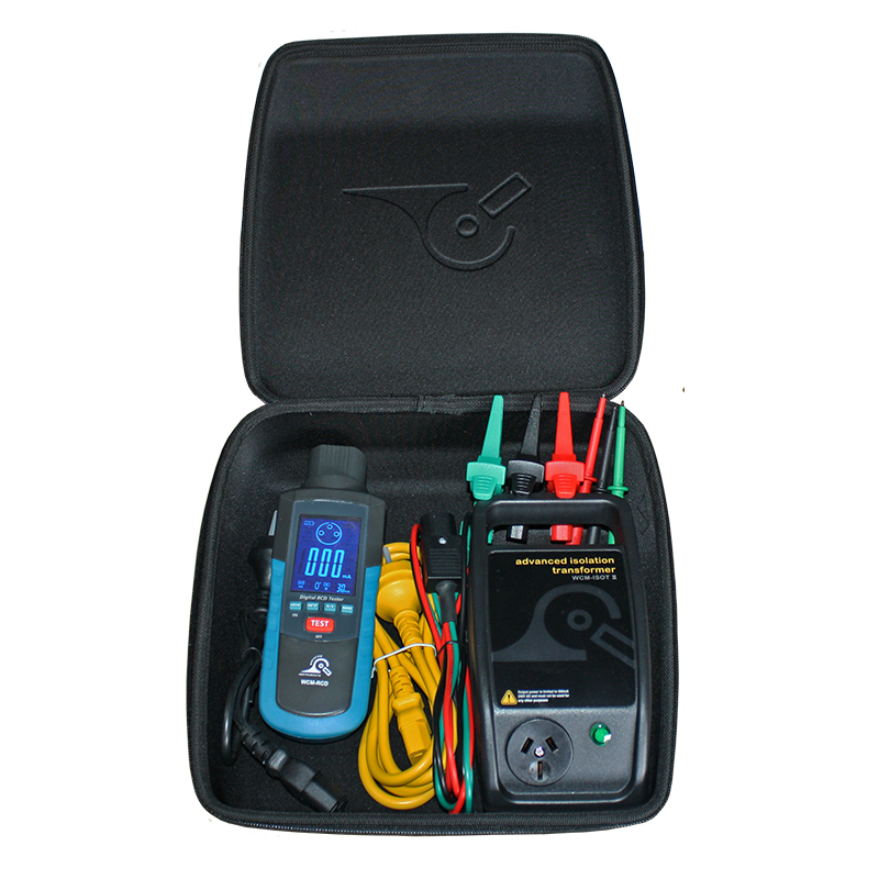 WCM-RCD Test Kit