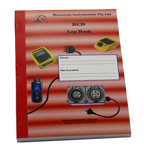 WCM-RCD-Log-Book